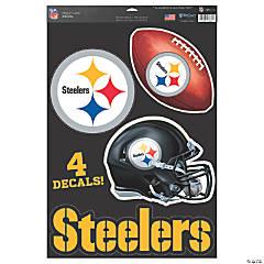 NFL® Pittsburgh Steelers™ Window Decals