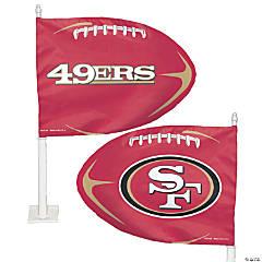 NFL® San Francisco 49ers™ Car Flag