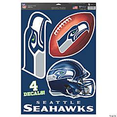 NFL® Seattle Seahawks™ Window Decals
