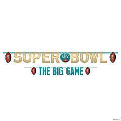 NFL® Super Bowl 2020 Letter Banners