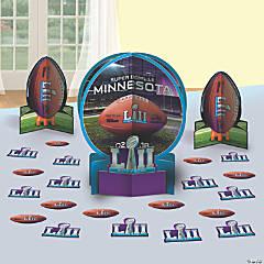 NFL® Super Bowl LII Table Decorating Kit
