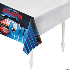 NFL® Super Bowl LIII Plastic Tablecloth