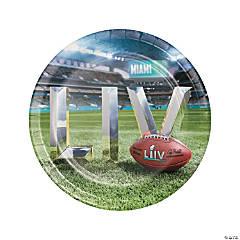 NFL® Super Bowl LIV Paper Dinner Plates