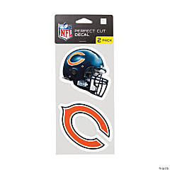 NFL<sup>&#174;</sup> Chicago Bears<sup>&#8482;</sup> Perfect Decals