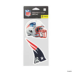 NFL<sup>&#174;</sup> New England Patriots<sup>&#8482;</sup> Perfect Decals