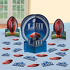 NFL® Super Bowl LIII Table Decorating Kit