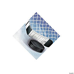 NHL® Ice Time Beverage Napkins