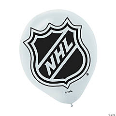 NHL® Ice Time Latex Balloons