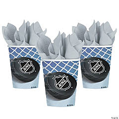 NHL® Ice Time Paper Cups