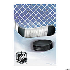 NHL® Ice Time Plastic Goody Bags