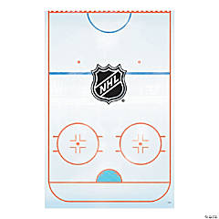 NHL® Ice Time Plastic Tablecloth