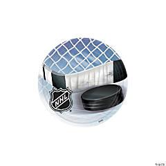 NHL® Ice Time Round Paper Dessert Plates
