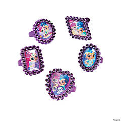 Nickelodeon™ Shimmer & Shine™ Jewel Rings