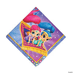 Nickelodeon™ Shimmer & Shine™ Luncheon Napkins