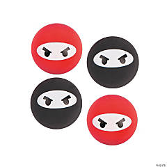 Ninja Bouncing Balls