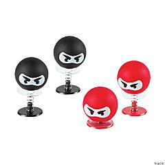 Ninja Pop-Ups