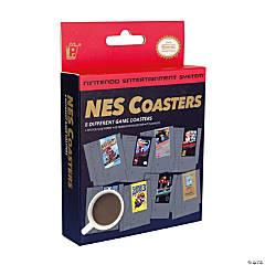 Nintendo® NES Game Coasters