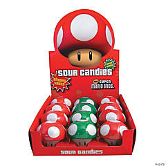 Nintendo Super Mario Bros.™ Sour Candy in Mushroom Tins