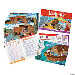 Noah & the Ark Teacher Companion