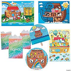 Noah's Ark Sunday School On-the-Go Kit for 48