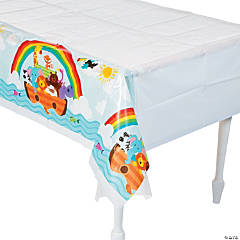 Noah's Ark Tablecloth