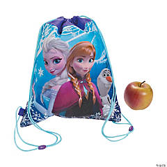 Nonwoven Polyester Disney Frozen™ Drawstring Bag