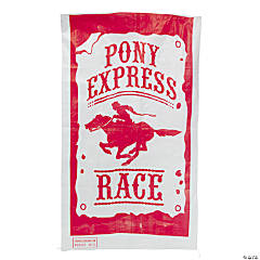 "Nonwoven Polypropylene ""Pony Express Race"" Potato Sacks"