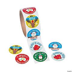 Nordic Noel Animal Stickers