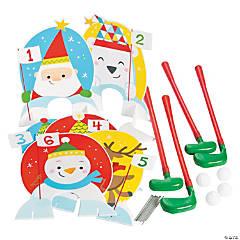 Nordic Noel Christmas Golf Game
