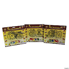Northlight Club Pack of 288 Paint It Yourself Thanksgiving Decor 4