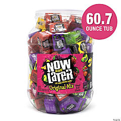 Now and Later Mini Bars Jar, 60 oz