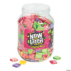 Now & Later<sup>®</sup> Assortment Candy Jar
