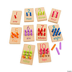 Number Peg Puzzles