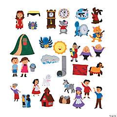 Nursery Rhyme Storytelling Puppets