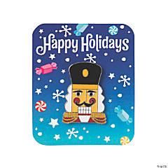 Nutcracker Enamel Pins with Card