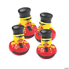 Nutcracker Rubber Duckies