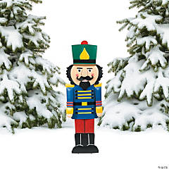 Nutcracker Yard Sign