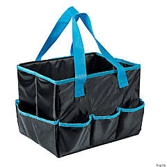 Nylon Carryall Storage Tote Bag