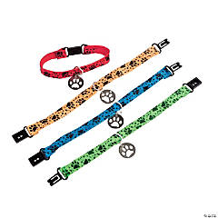 Nylon Dog Collar Bracelets
