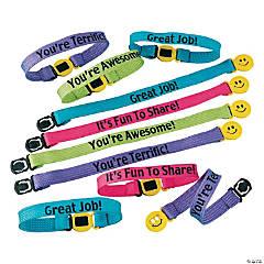 Nylon FRIENDSHIP CLUB® Encouragement Bracelets