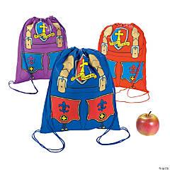 Nylon Kingdom VBS Drawstring Bags