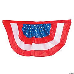 Nylon Patriotic Buntings