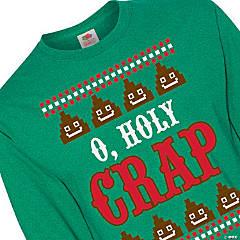 O, Holy Crap Adult's T-Shirt - 3XL