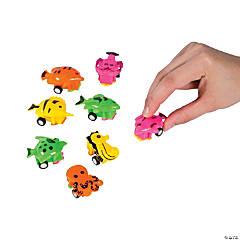 Ocean Animal Pull-Back Toys