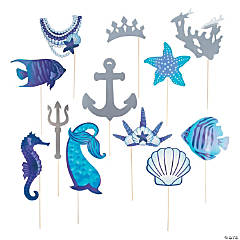 Ocean Dreams Photo Stick Props