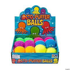 Octopus Puffer Balls