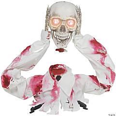 Off With His Head Groundbreaker Skeleton Halloween Decoration