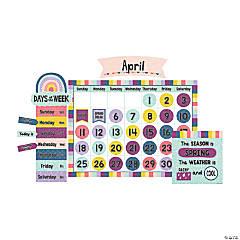 Oh Happy Day Calendar Bulletin Board Set
