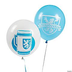 """Oktoberfest 11"""" Latex Balloons"""