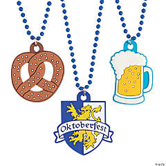 Oktoberfest Bead Necklaces